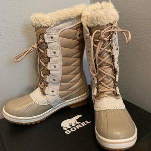 NIB Sorel Tofino II Lux Waterproof Boots 6